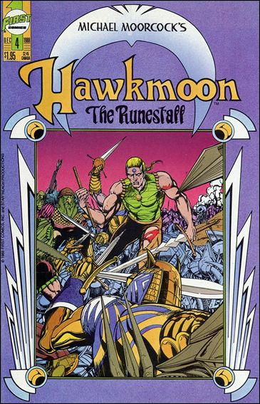 Hawkmoon: The Runestaff 4-A by First