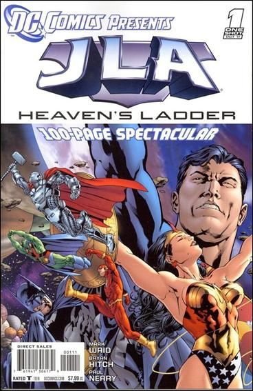 DC Comics Presents: JLA Heaven's Ladder 1-A by DC