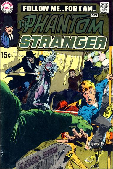 Phantom Stranger (1969) 3-A by DC