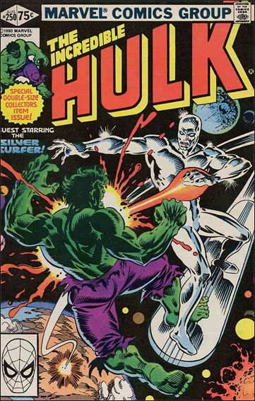 Incredible Hulk (1968) 250-A by Marvel