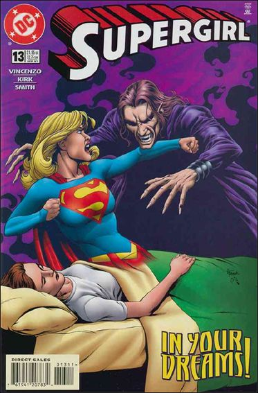 Supergirl (1996) 13-A by DC