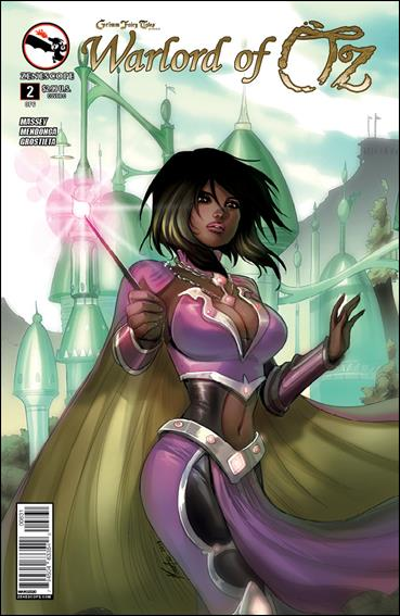Grimm Fairy Tales Presents Warlord of Oz 2-C by Zenescope Entertainment