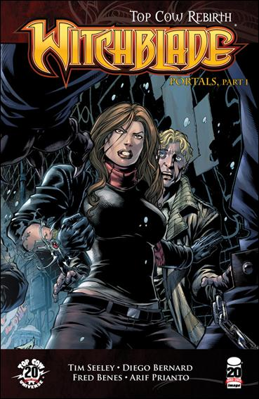 Witchblade 157-B by Top Cow
