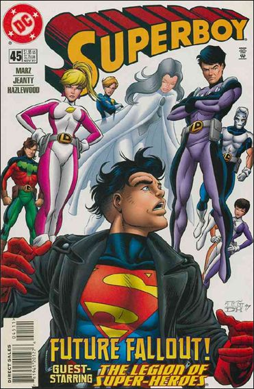 Superboy (1994) 45-A by DC