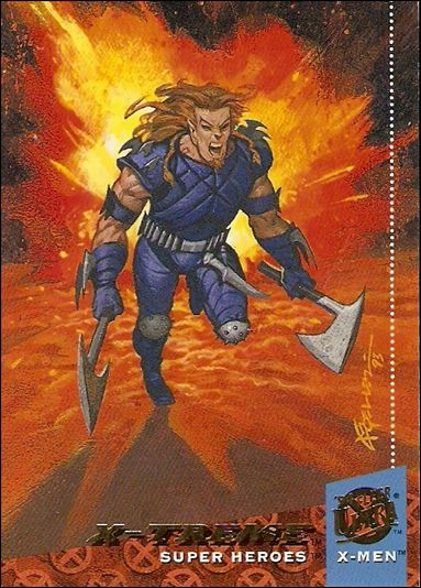 1994 Fleer Ultra X-Men (Base Set) 52-A by Fleer