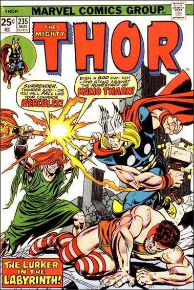 Thor (1966) 235-A by Marvel