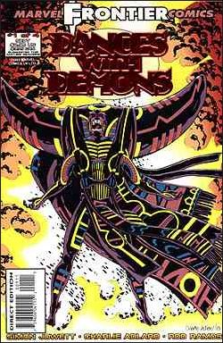 Dances with Demons (UK) 1-A by Marvel UK