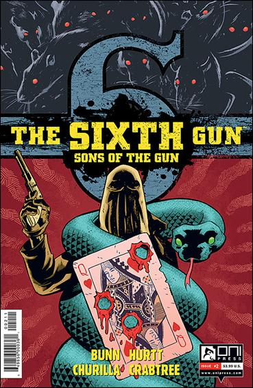 Sixth Gun: Sons of the Gun 2-A by Oni Press