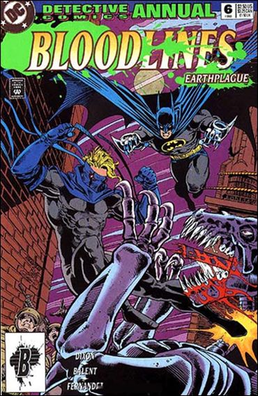 Detective Comics Annual (1988) 6-A by DC