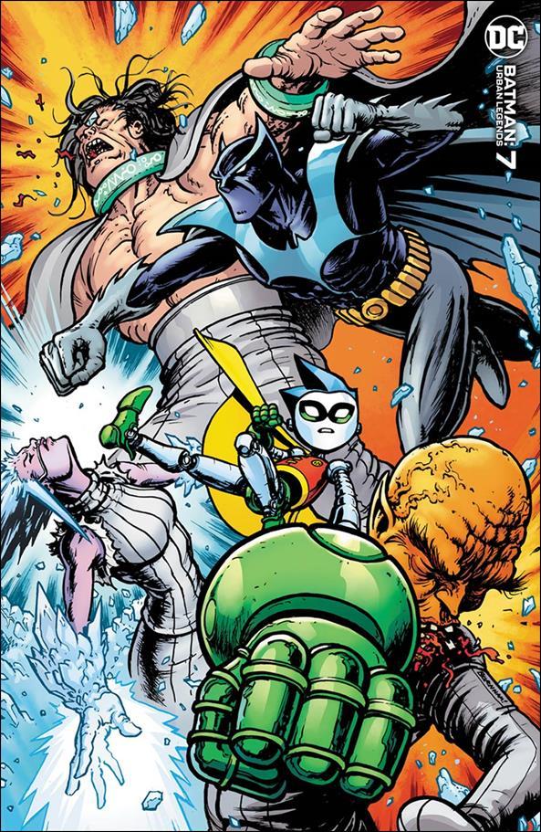 Batman: Urban Legends 7-C by DC