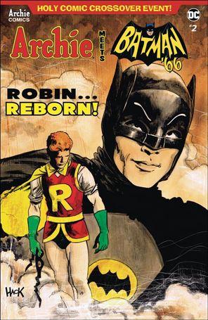 Archie Meets Batman '66 2-D