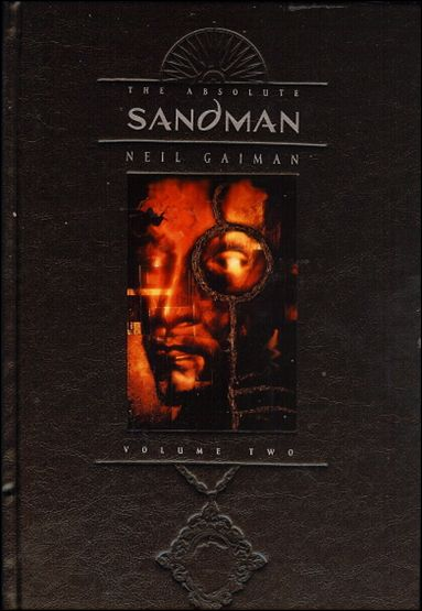 Absolute Sandman 2-A by DC