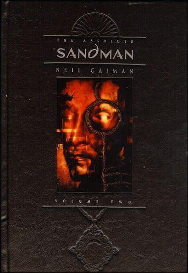 Absolute Sandman 2-A by DC