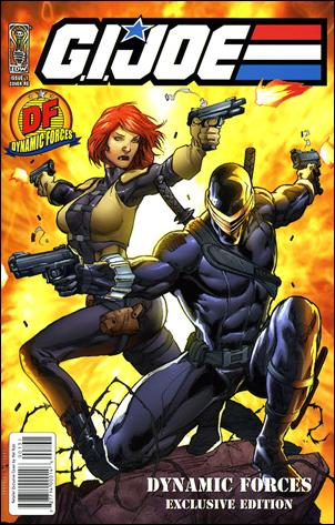 G.I. Joe (2008) 1-F by IDW