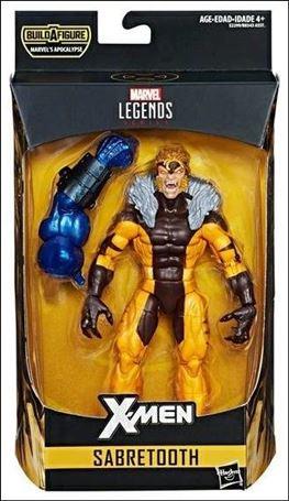 Marvel Legends Series: X-Men (Apocalypse Series) Sabretooth