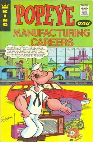 Popeye: King Educational Comics Giveaway 7-A