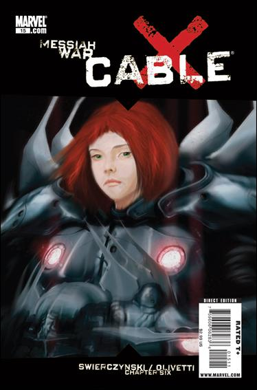 Cable (2008) 15-A by Marvel