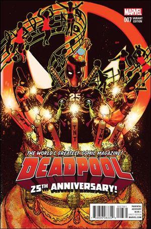 Deadpool (2016) 7-B