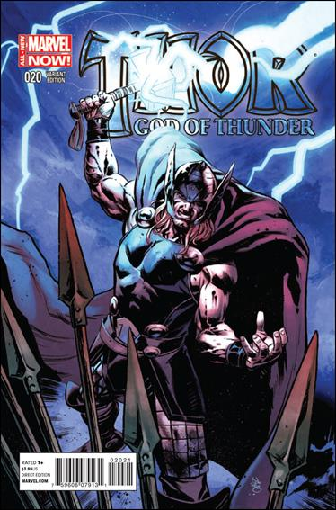 Thor: God of Thunder 20-B by Marvel