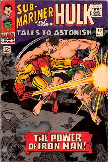 Tales to Astonish (1959) 82-A by Marvel