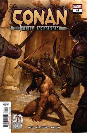 Conan the Barbarian (2019) 16-A