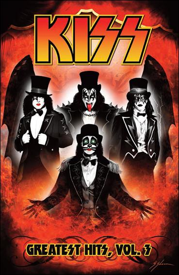 Kiss: Greatest Hits 3-A by IDW