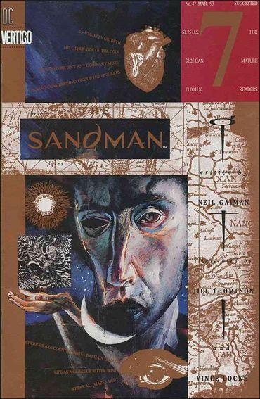 Sandman (1989) 47-A by Vertigo