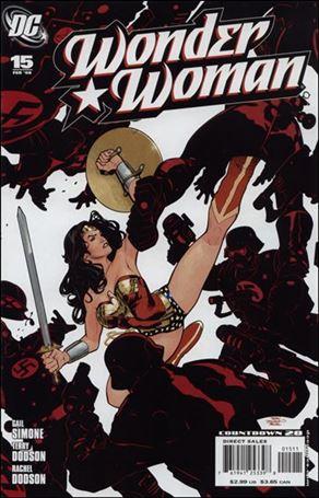 Wonder Woman (2006) 15-A