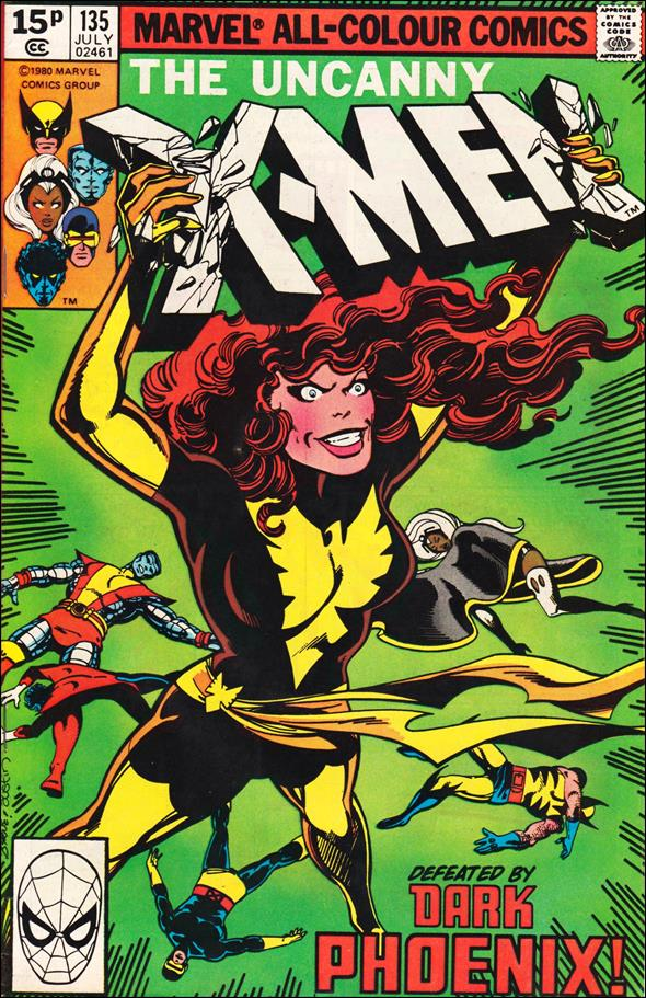 X-Men (1963) 135-B by Marvel
