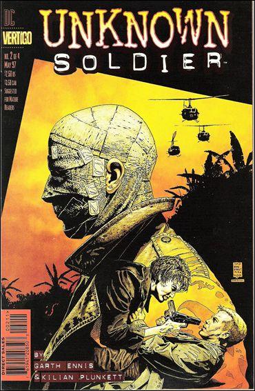 Unknown Soldier (1997) 2-A by Vertigo