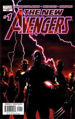 New Avengers (2005) 1-A