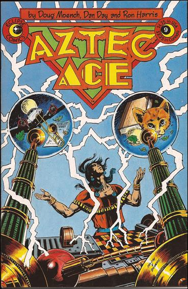 Aztec Ace 9-A by Eclipse