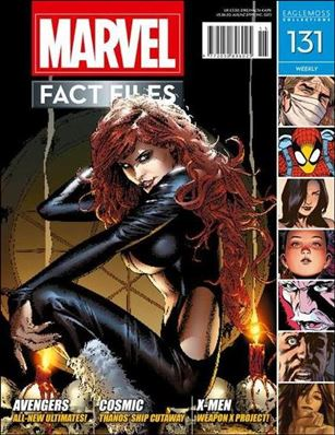 Marvel Fact Files 131-A