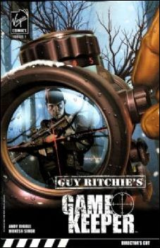 Gamekeeper (2007) 1-B by Virgin Comics