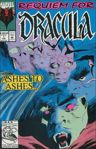 Requiem for Dracula 1-A by Marvel