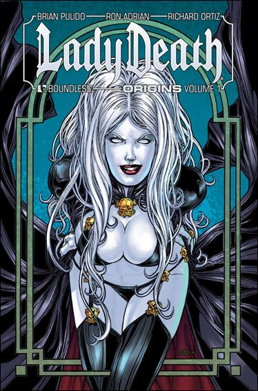Lady Death: Origins 1-A by Boundless Comics