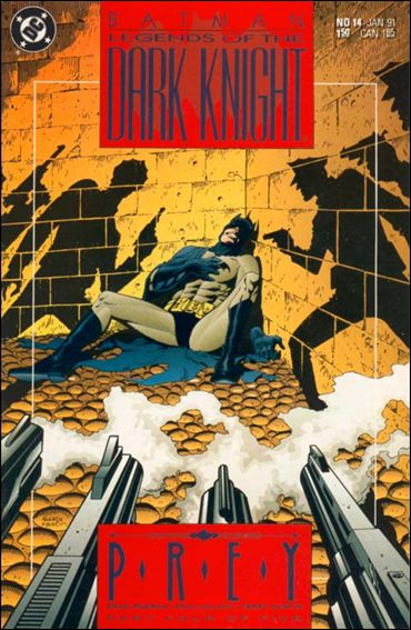 Batman: Legends of the Dark Knight 14-A by DC