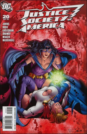 Justice Society of America (2007) 20-B by DC