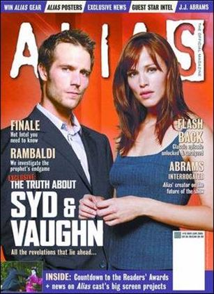 Alias: The Official Magazine 10-A