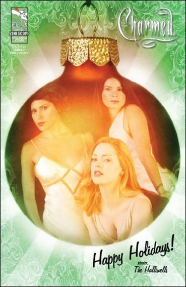 Charmed 4-C by Zenescope Entertainment