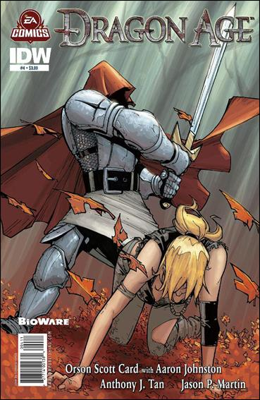 Dragon Age 4-A by IDW