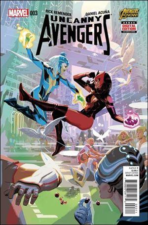 Uncanny Avengers (2015) 3-A