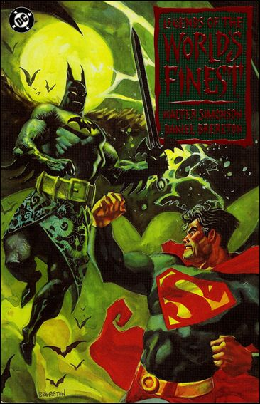 Legends of the World's Finest 3-A by DC