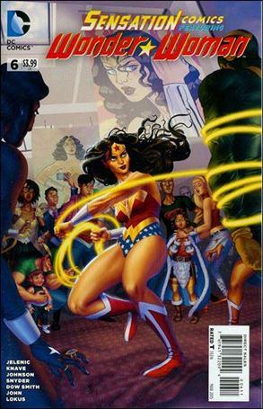 Sensation Comics Featuring Wonder Woman 6-A