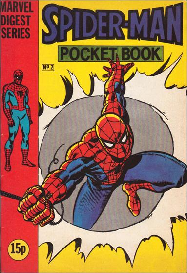 Spider-Man Pocket Book (UK) 2-A by Marvel UK