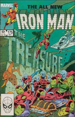 Iron Man (1968) 175-A