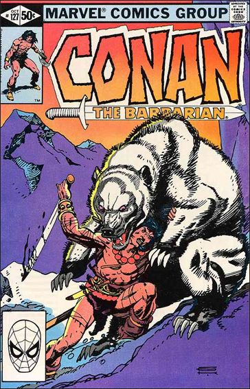 Conan the Barbarian (1970) 127-A by Marvel