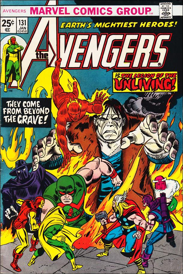 Avengers (1963) 131-A by Marvel