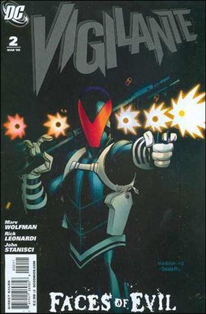 Vigilante (2009) 2-A