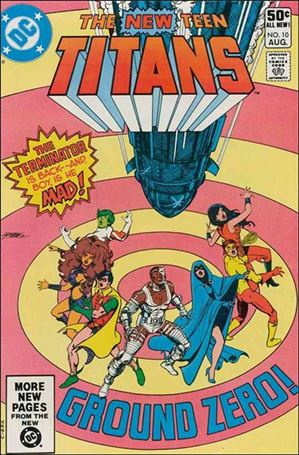 New Teen Titans (1980) 10-A